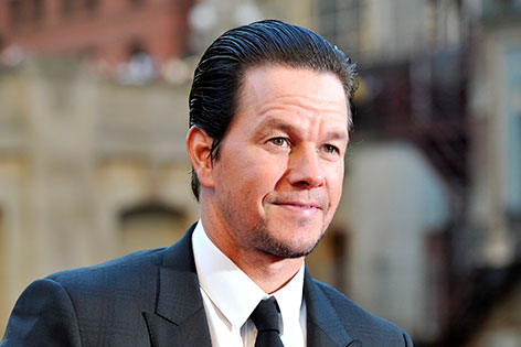Mark Wahlberg lächelt