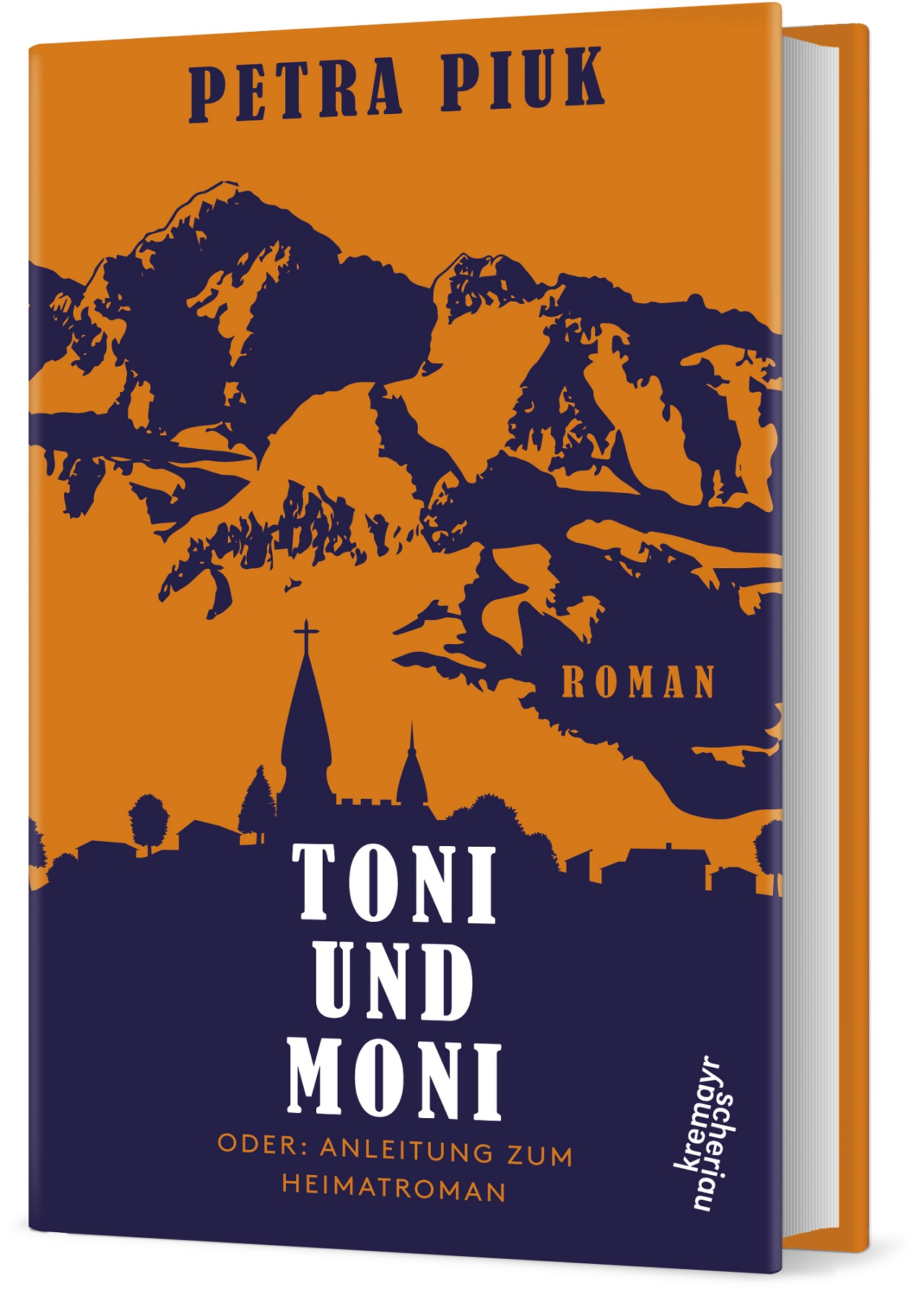 """Buchcover """"Toni und Moni"""""""
