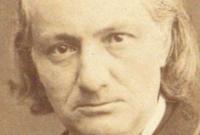 Porträt von Charles Baudelaire