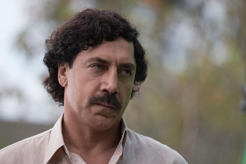"""Javier Bardem in """"Loving Pablo"""""""