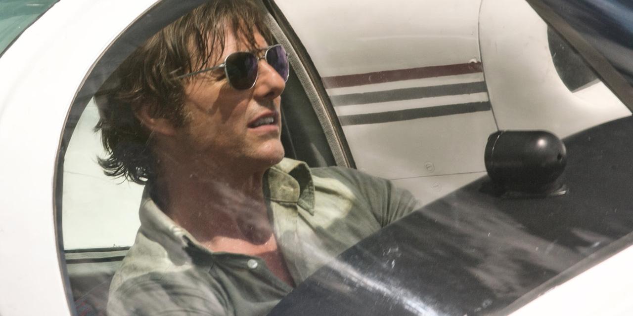 Tom Cruise als Pilot