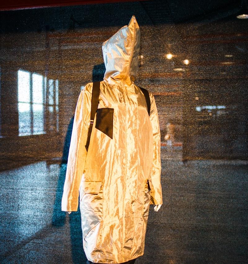 Der erste Tag auf der Ars Electronica in Linz