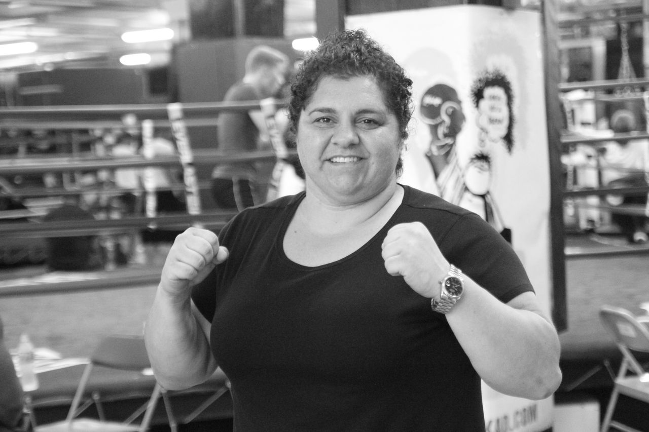 Women and Boxing in NYC