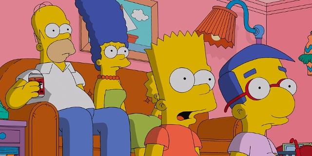 Simpsons Familie