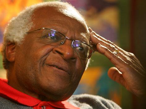 Der anglikanische Ex-Erzbischof Desmond Tutu