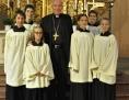 Ministrantinnen in Sankt Elisabeth