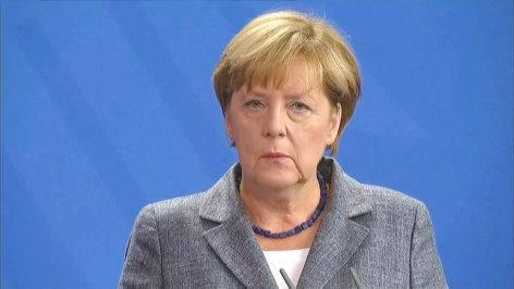 Angela Merkel - die Krisenkanzlerin