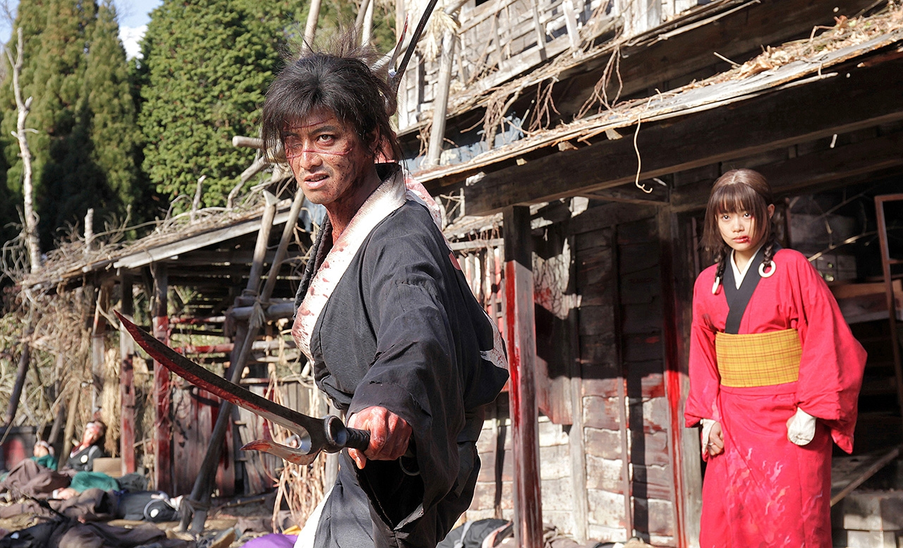 "Szenenbild ""Blade of the Immortal"""