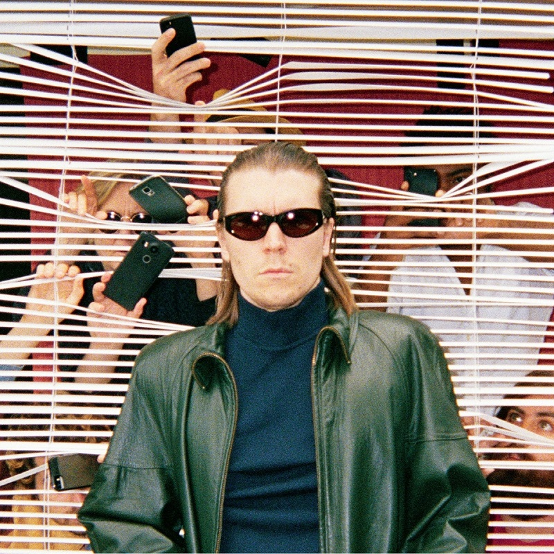 "Alex Cameron ""Forced Witness"" Cover"