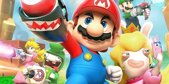 """Bildschirmfoto aus """"Mario + Rabbids Kingdom Battle"""""""