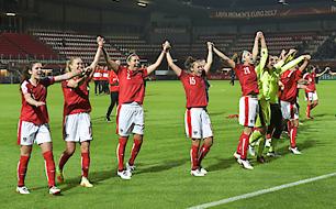 Österreichs Nationalteam Damen