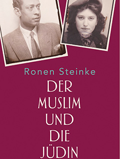 """Buchcover """"Der Muslim und die Jüdin"""""""