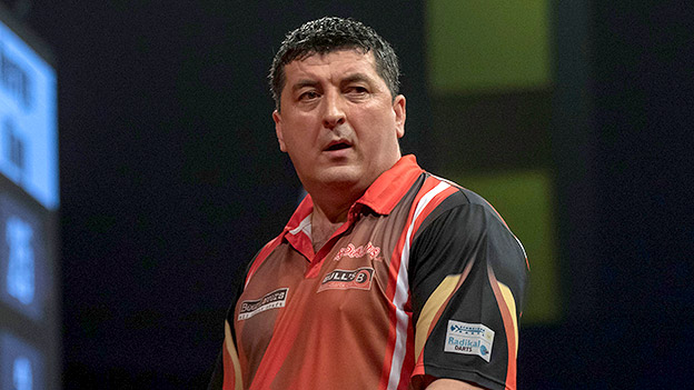 """The Gentle"" Mensur Suljovic"