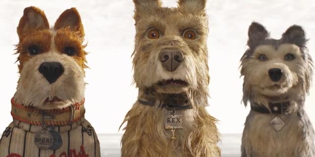 """Die Hunde in Wes Andersons """"Isle Of Dogs"""""""