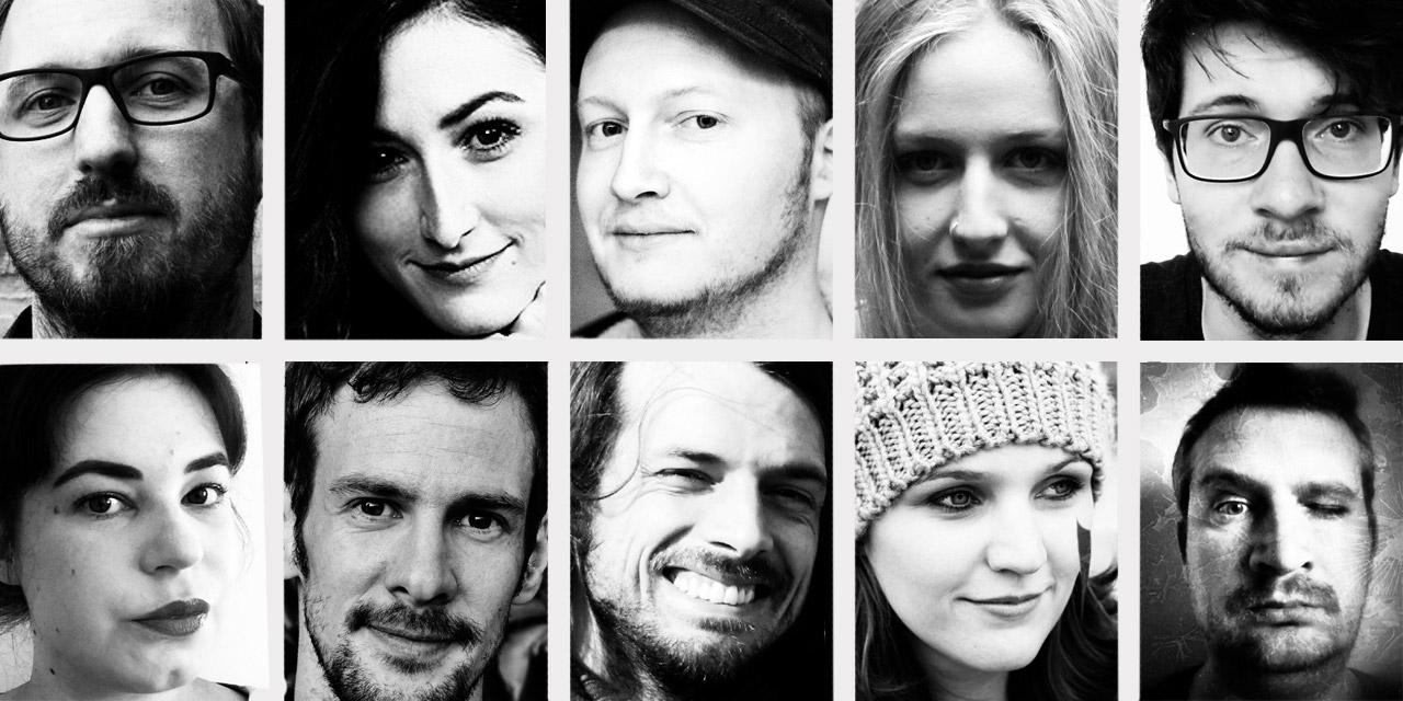 Die zehn Wortlaut-FinalistInnen