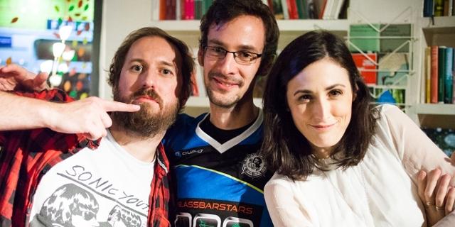 Wortlaut-Präsentation im phil: Die besten Drei.