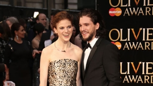 Kit Harrington Rose Leslie