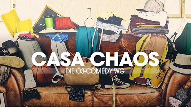 Casa Chaos Header