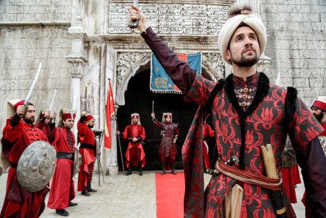 """Königliche Dynastien II: Die Osmanen    Originaltitel: Königliche Dynastien """"Die Osmanen"""""""