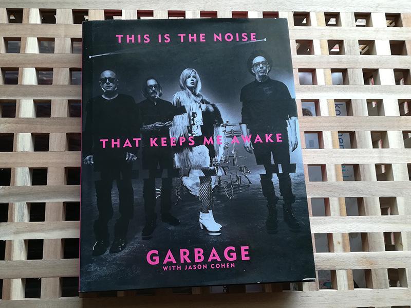Das Garbage Buch
