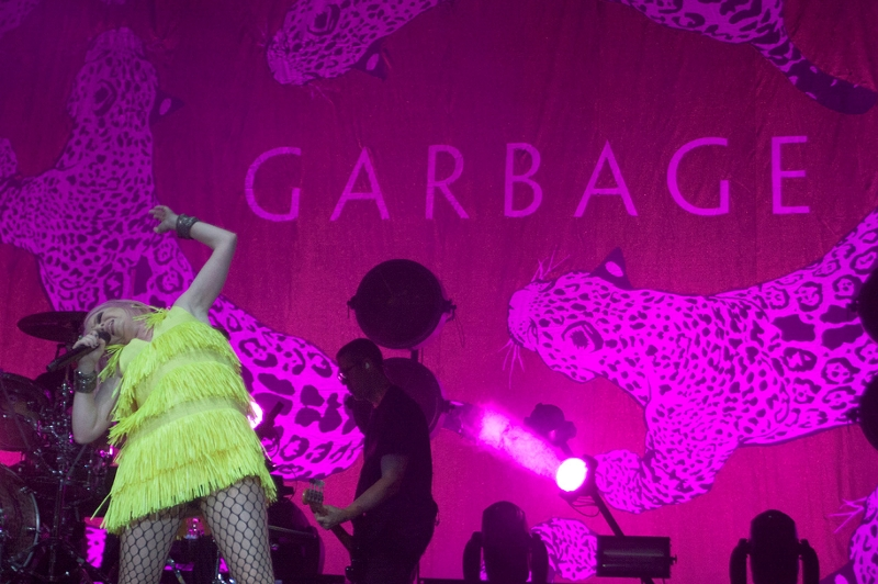 Garbage Live 2016