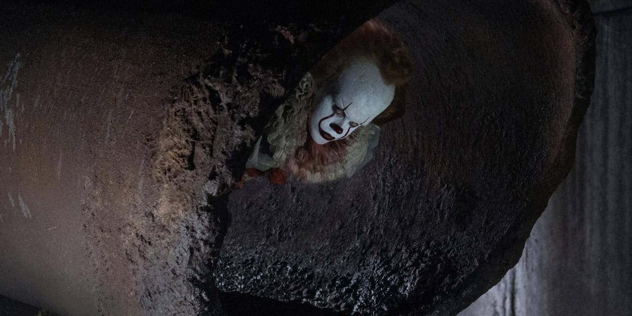 """Filmstills aus der Neuverfilmung von """"It"""""""