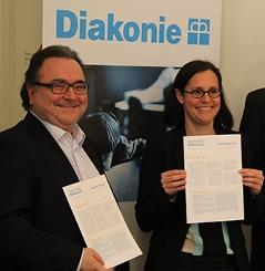 PK Diakonie, Michael Chalupka, Maria Katharina Moser, Ulrich Körtner