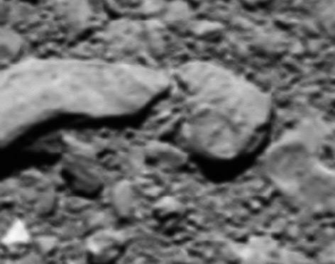 Abschiedsbild von Rosetta