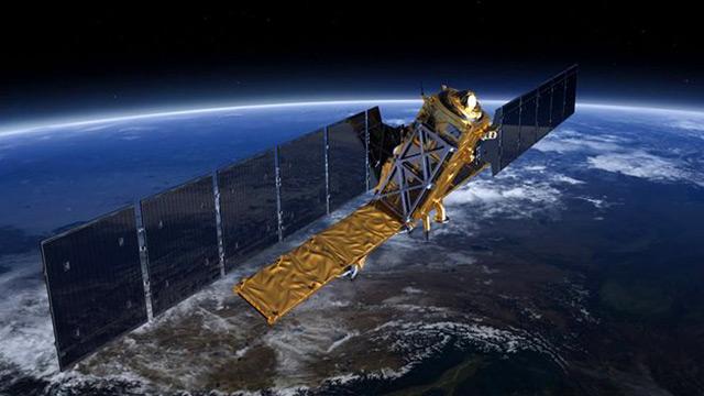 Erdbeobachtungssatelliten Sentinel-1A