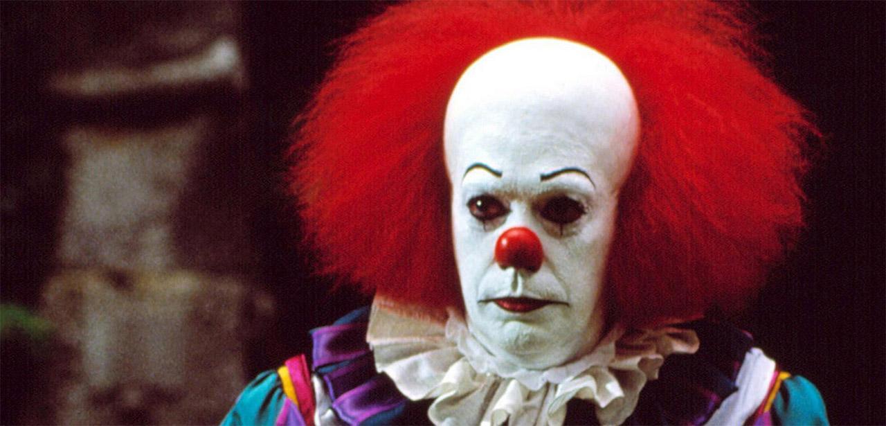 """Der Clown aus dem Original """"It"""""""