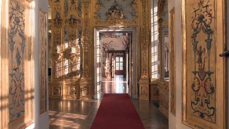 Vieler Herren Häuser  Schloss Belvedere