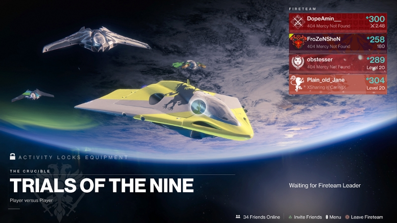 Screenshot des Spieles Destiny 2