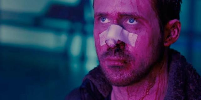 """Ryan Gosling in """"Blade Runner 2045"""""""