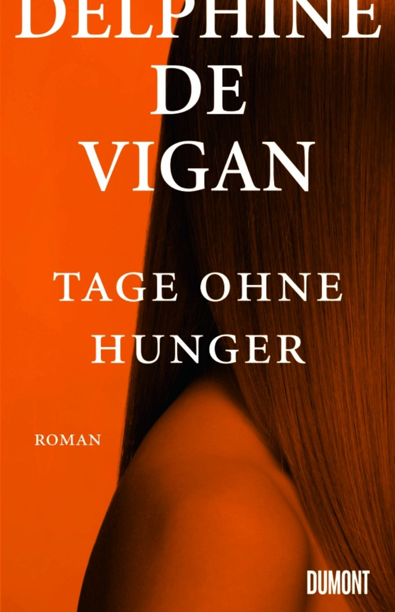 "Buchcover ""Tage ohne Hunger"""