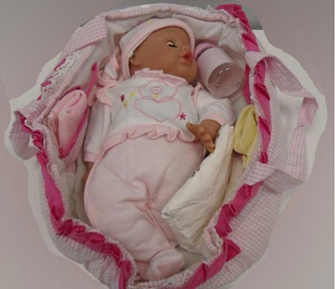 """Babypuppe """"Natalie"""" von Smallfoot"""