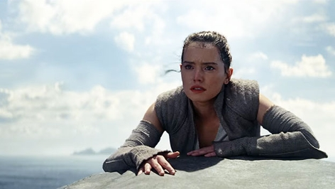 Star Wars Trailer Screenshot