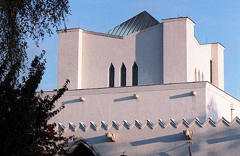 Feuerhalle Simmering, Wien