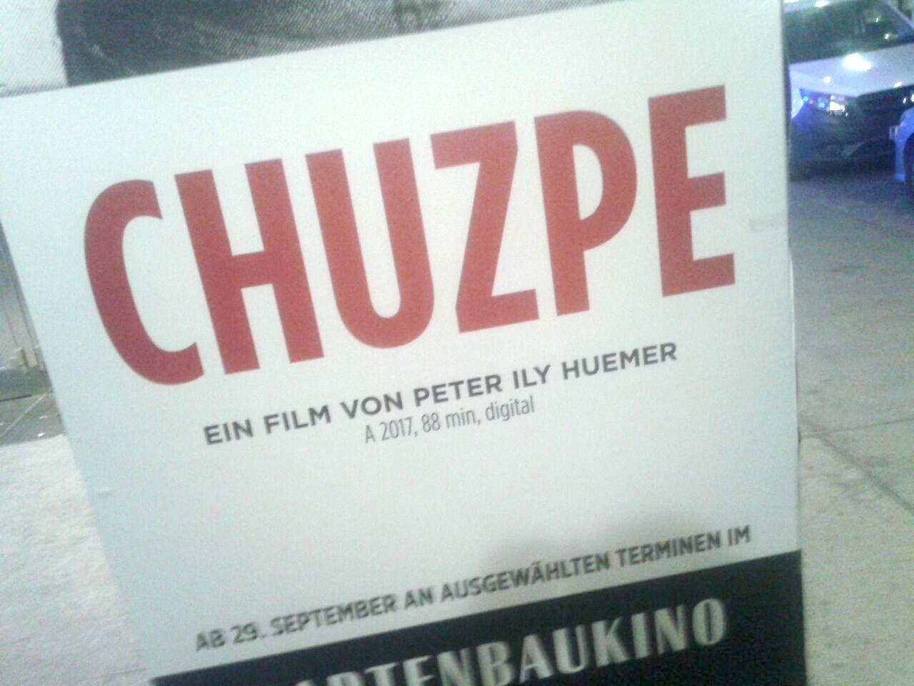 """FM4 Schnitzelbeats- """"Chuzpe"""""""