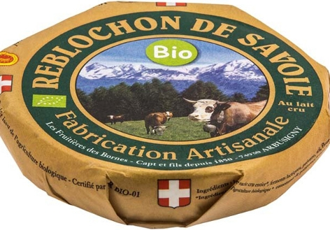 """Rohmilchkäse """"Reblochon de Savoie AOP"""""""