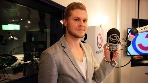Kandidat Niklas von Allein gegen Kratky (Mittwoch)
