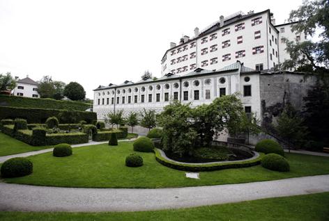 Schloss Ambras, Innsbruck, Amras