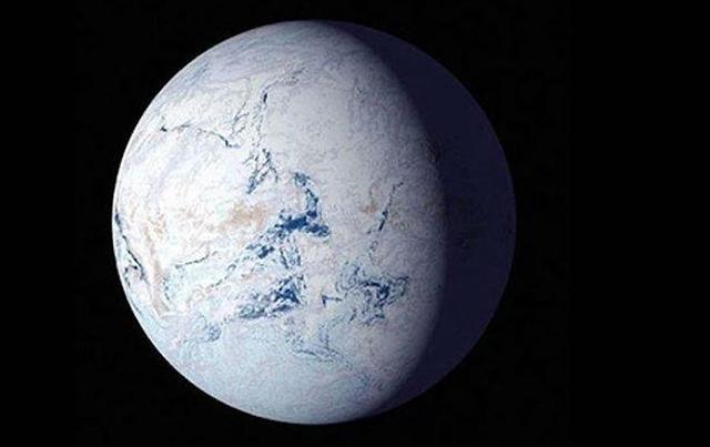 """""""Snowball Earth"""": die Erde als Eiskugel"""