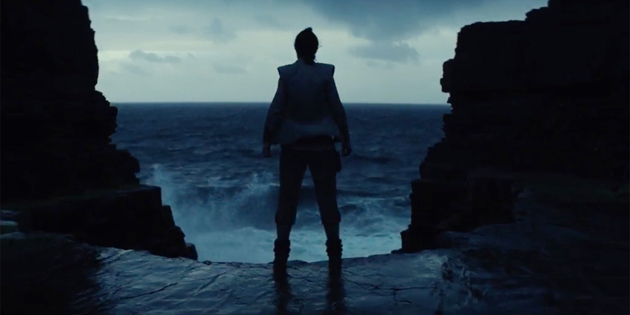 Star Wars Trailer Filmstill