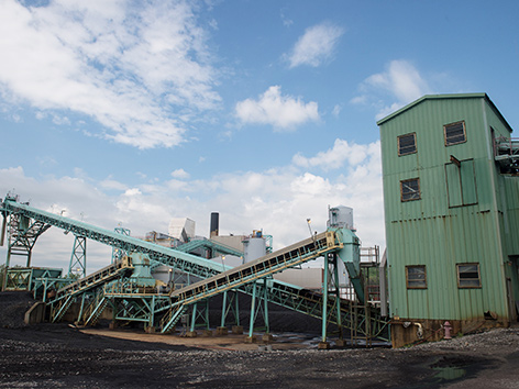 Kohlekraftwerk in Kentucky