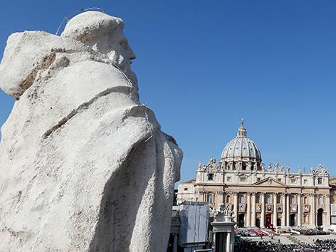 Vatikan von Außen
