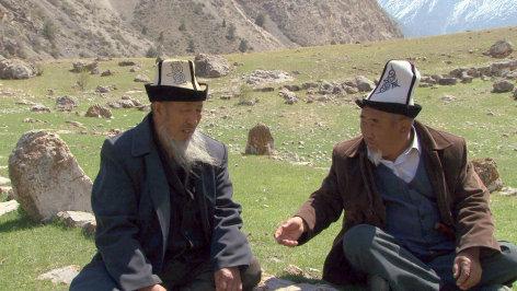 Kriegsgefangene in Russland - Österreicher im Ersten Weltkrieg    Originaltitel: Es geht mir gut. Ich komme bald. Österreicher als Kriegsgefangene in Turkestan