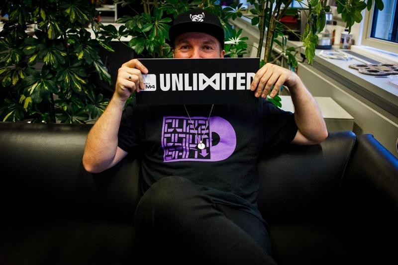 FM4 Unlimited Spezial-Tag. DJs und Sender.