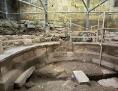 Ein 1.800 Jahre altes römischer Rundbau (möglicherweise ein Theater) wurde neben der Klagemauer ausgegraben
