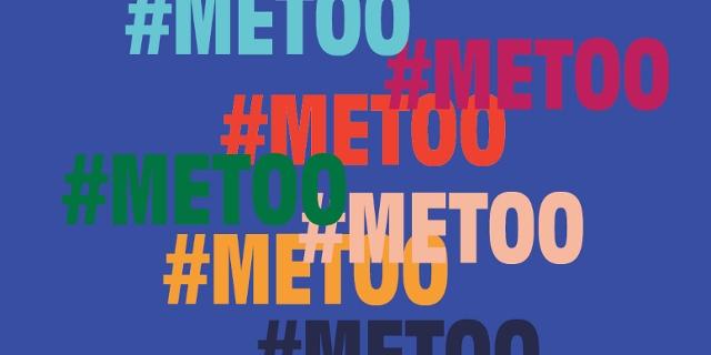 #metoo in verschiedenen farben