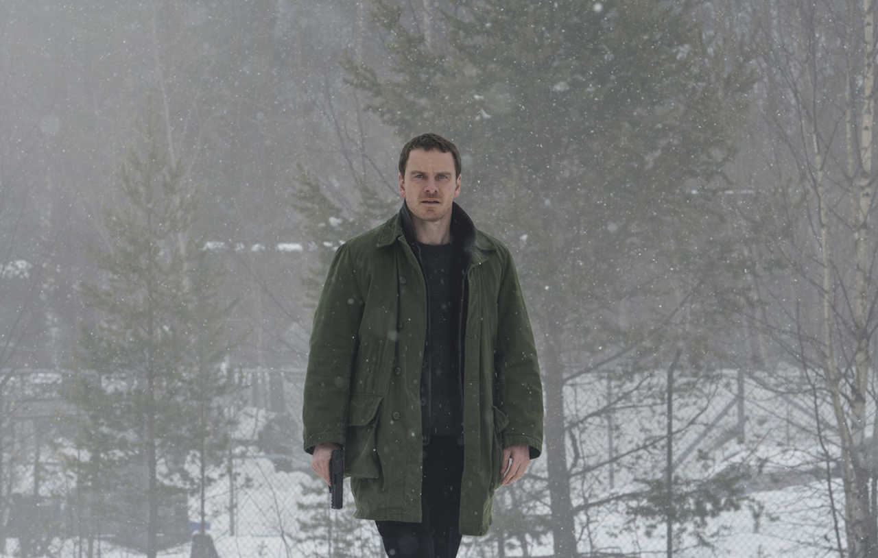 "Stills aus dem Film ""The Snowman"""